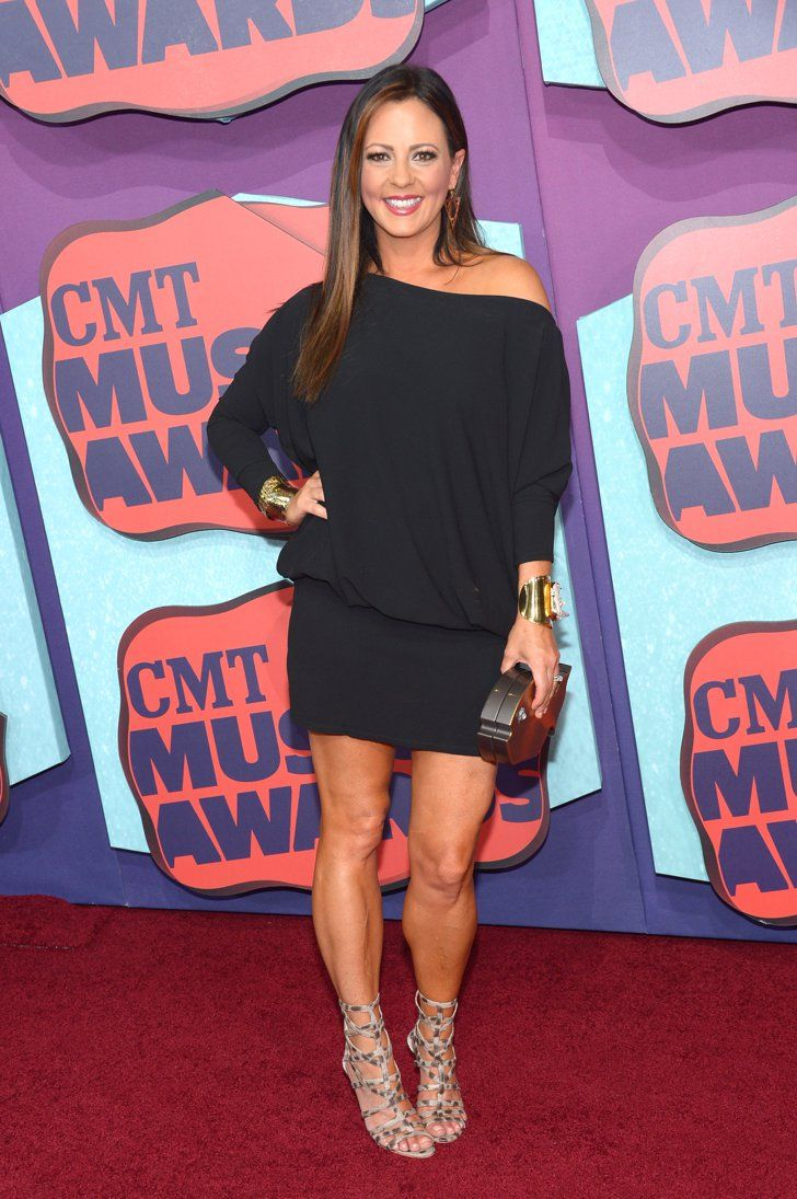 Pin for Later: Vive la country ! Découvrez toutes les stars aux CMT Awards ! Sara Evans