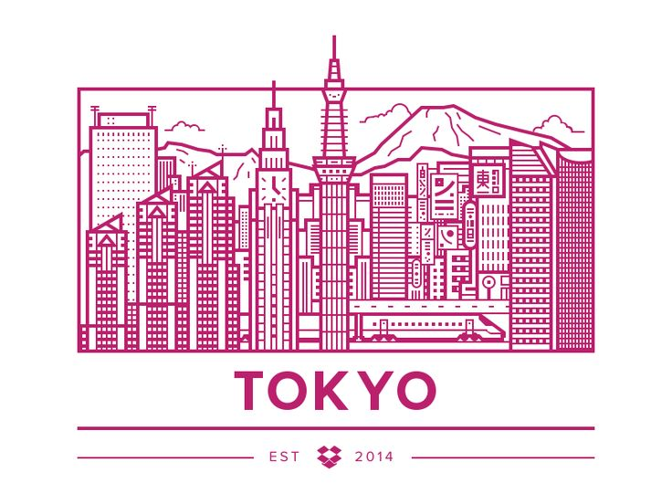 @Ryan Putnam was nice enough to lend me his city series when we opened our Tokyo office last month. This was a lot of fun to make! We're hiring! (In Japan!)