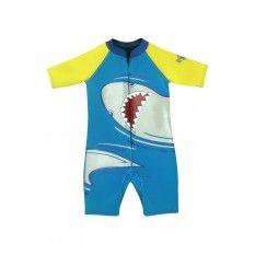C-Skins Baby Shorti Prints Shark