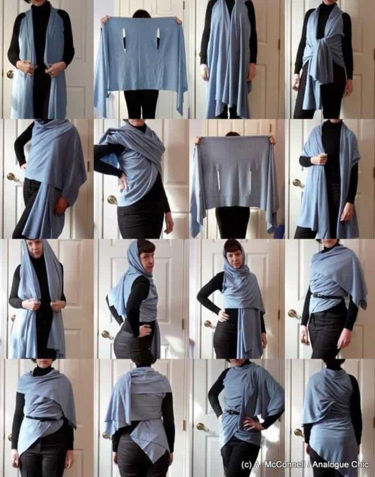 Tutoriel de modèle de gilet sans couture Easy Video Instructions