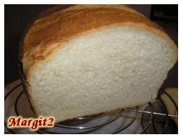 Gépi kenyérsütés és receptek