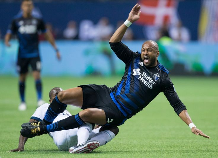 San Jose Earthquakes are whitewashed in MLS playoff game