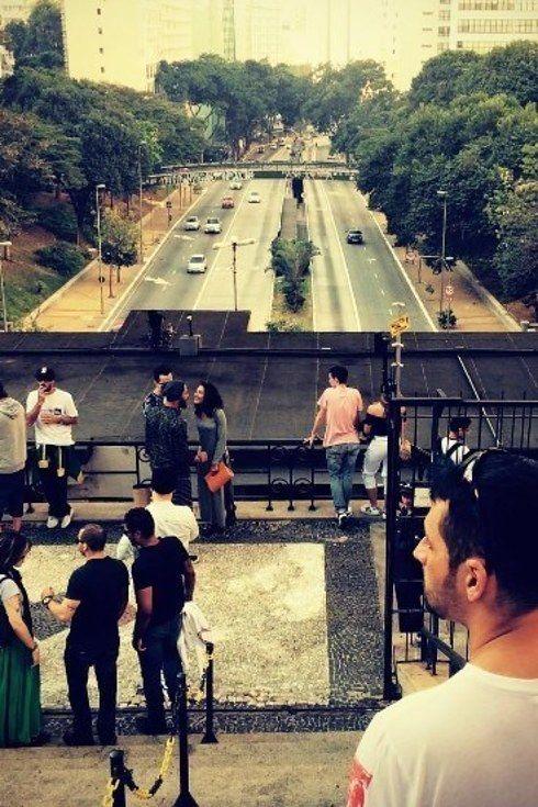 Mirante 9 de Julho. | 13 lugares em São Paulo para desacelerar