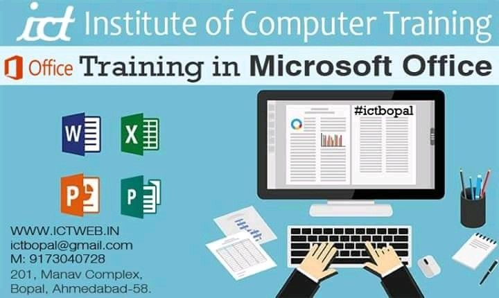 Certificate Course in Ms Office Word, Excel , Powerpoint ICT BOPAL