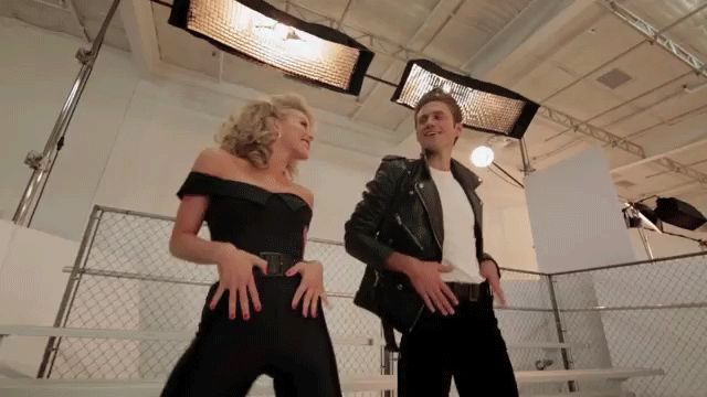 8 'Grease' Dance Moves To Brush Up On Before The 'Grease: Live!' Premiere