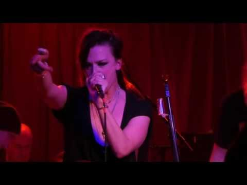 Lzzy Hale & East Side Gamblers - For Those About To Rock (ACDC)  Nashville Jan 27 2017 - YouTube