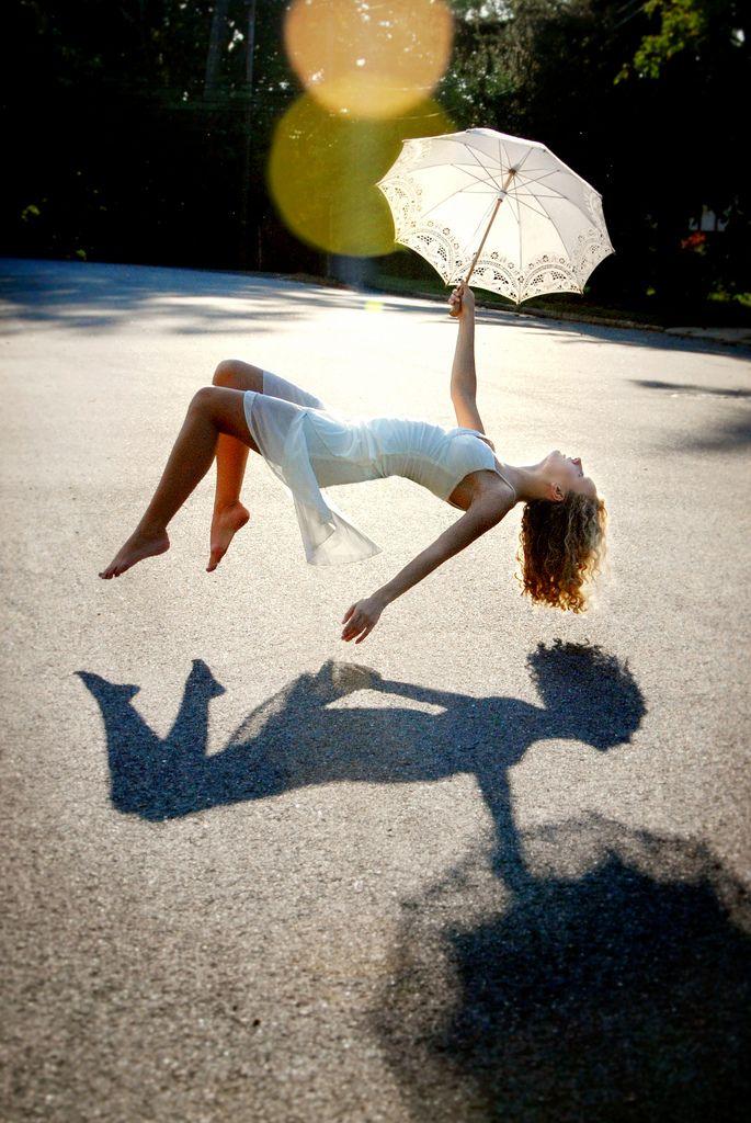 Levitation Photography Art