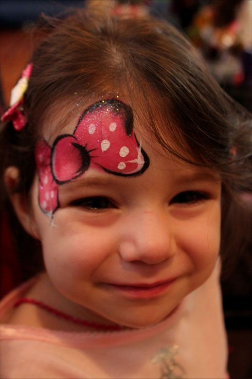 Simple Face Painting Ideas For Kids Birthday Party