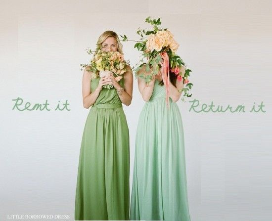 1000  ideas about Rent Bridesmaid Dresses on Pinterest