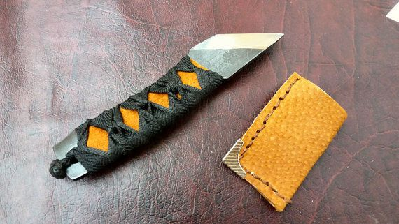 Kiridashi traditional Japanese utility knife left by WillowCellar
