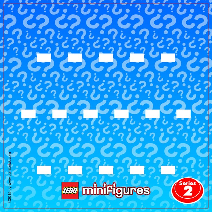 LEGO Minifigures 8684 Series 2 - Display Frame Background 230mm - Clicca sull'immagine per scaricarla gratuitamente!