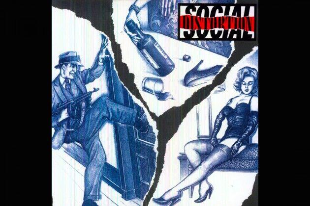 Social Distortion, 'Social Distortion'