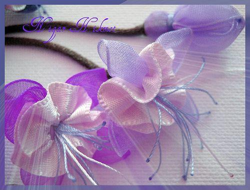 Nigarhikmet   Ribbon fuchsia .   Nigar Hikmet   Flickr