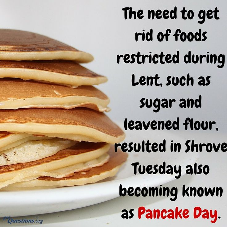 What is Shrove Tuesday? How is Fat Tuesday / Mardi Gras related to Shrove Tuesday?