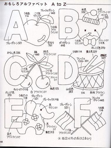 Letras e figuras   Flickr - Photo Sharing!