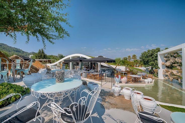Kouros Exclusive, Rhodes | Unique environment