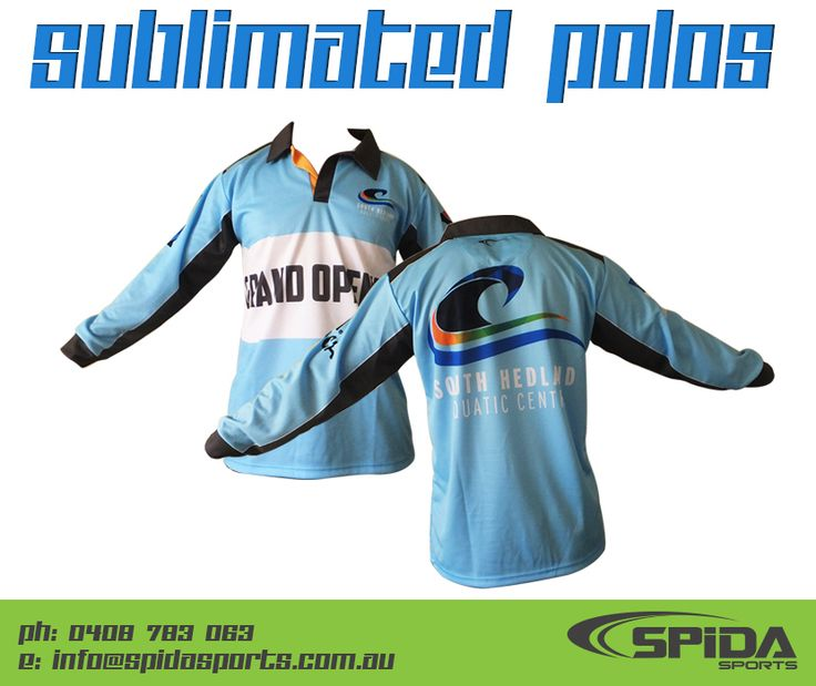 Want to use your own design for your fishing tournament shirts? Get customised sublimated shirts from us today http://www.spidasports.com.au/sublimated-fishing-shirts/