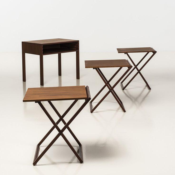 17 meilleures id es propos de table pliable sur pinterest table modulable chaise d 39 auteur. Black Bedroom Furniture Sets. Home Design Ideas