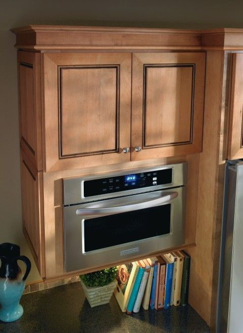 schrock kitchen cabinets best material for sink create a custom look and free up counter space with ...
