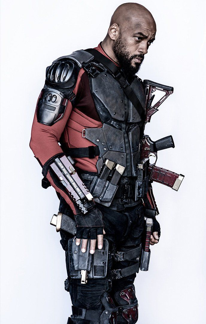 SUICIDE SQUAD: Check Out Twenty Of Clay Enos' Incredible Task Force X Character Portraits
