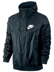 NIKE WINDRUNNER MENS JACKET WAS $85 BLACK