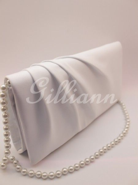 Свадебная сумочка клатч Gilliann Angelina BAG252 #weddingbag #weddingclutch