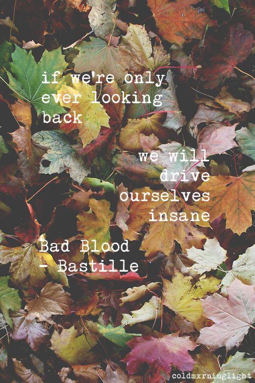 falling by bastille