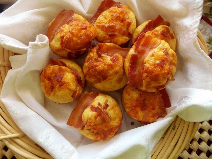 PALEO EGG MUFFINS WITH BACON RECIPE
