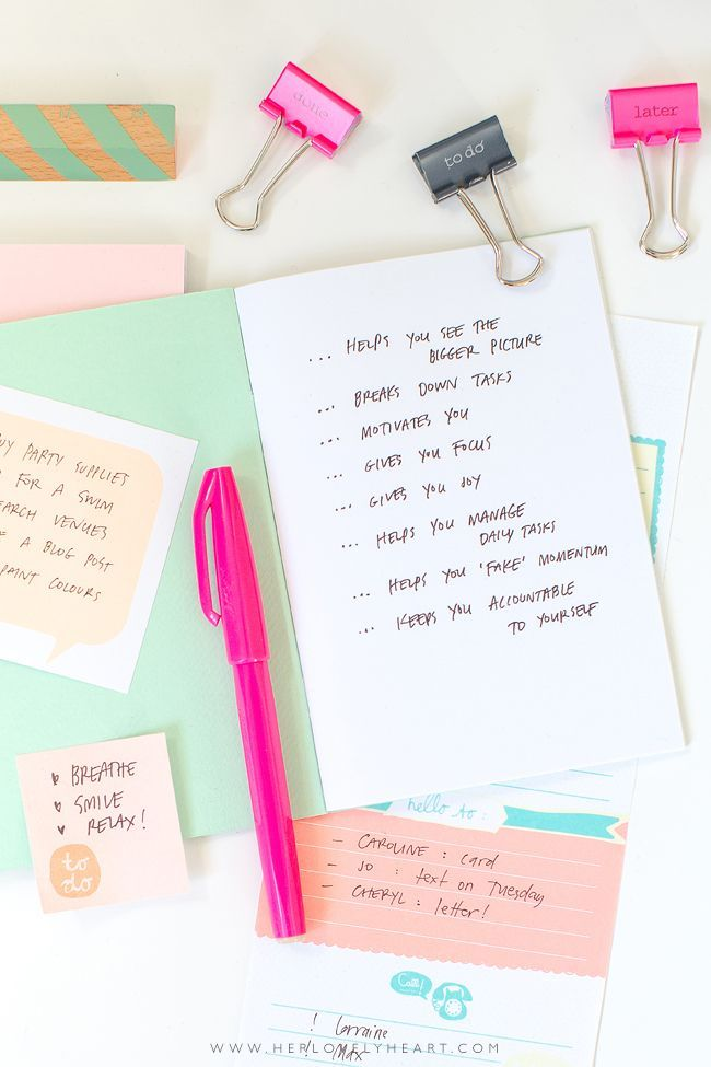 Why list-making is good for business. Click through to read.