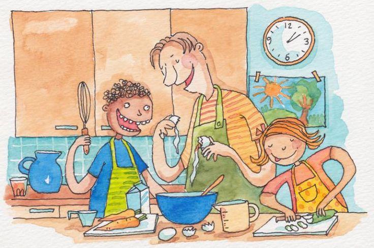 Hyvän mielen perherutiineja | Neuvokas perhe