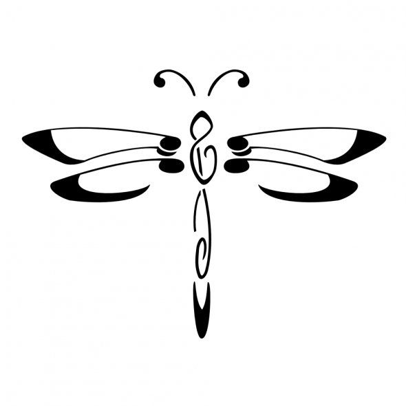 My next tattoo will be something like this right behind my ear - dragonfly tattoo - Google Search