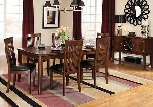 Shop for a Clifton Springs 5 Pc Dining Room at Rooms To Go. Find Dining Room Sets that will look great in your home and complement the rest of your furniture.