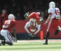 Nebraska Football  Does this number 10 look familiar to you?lol