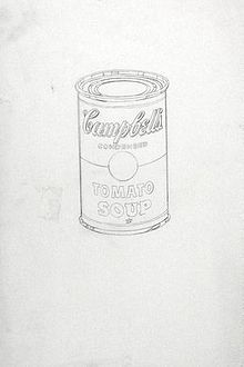 Campbell's Soup Cans - Wikipedia, the free encyclopedia