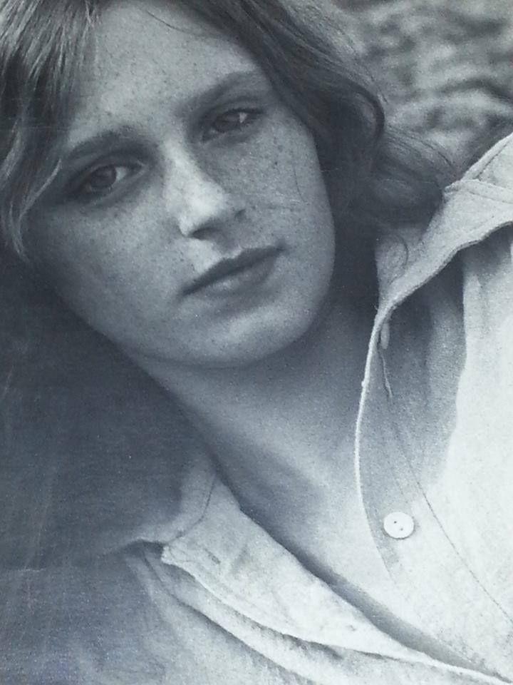 Christiane en 1978.
