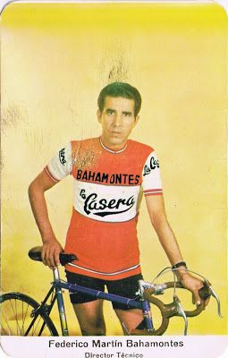 MIS CALENDARIOS DE BOLSILLO / POCKET CALENDARS: EQUIPO CICLISTA LA CASERA - BAHAMONTES 1970-1974 CICLISMO CICLISTAS, CYCLING TEAM / CALENDARIOS DE BOLSILLO