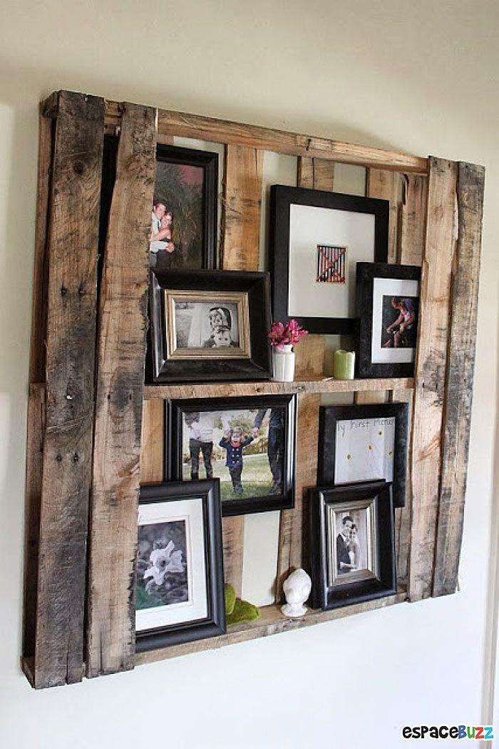 1000+ ideas about Display Family Photos on Pinterest | Photo Walls ...