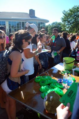 You treat the involvement fair and SPB events as adult trick or treating | Community Post: 25 Signs You Go To Quinnipiac University