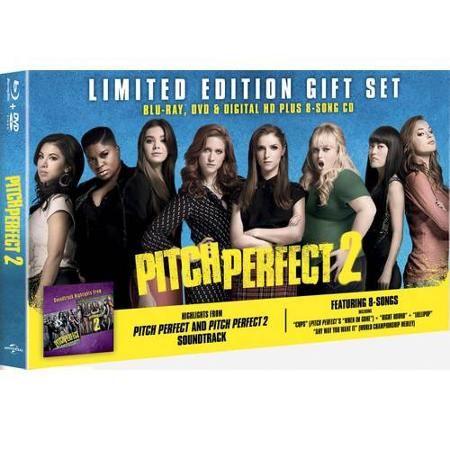 Pitch Perfect 2 (Blu-ray + DVD + Digital HD + Music Soundtrack) (Walmart Exclusive) - Walmart.com