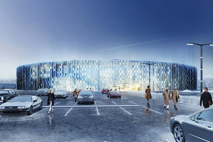santa claus logistics center competition proposal by rastvor group