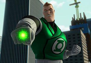 #GreenLantern #guygardner #animatedseries