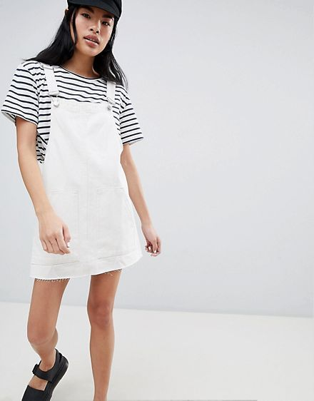 225af5a4c4c Pull Bear Classic Overall Dress