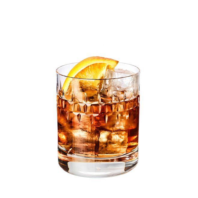 Negroni Tredici Cocktail Recipe Recipe In 2020 Negroni Campari Cocktails