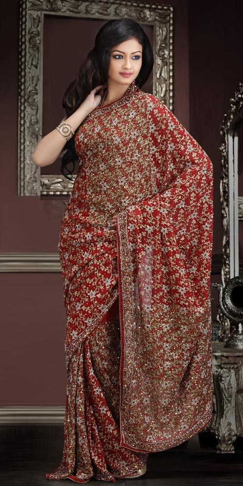 Appealing Maroon Saree Item code : SSA6001 http://www.bharatplaza.in/womens-wear/sarees/traditional-saree/appealing-maroon-saree-ssa6001.html https://www.facebook.com/bharatplazaindianbridal https://twitter.com/bharatplaza_in