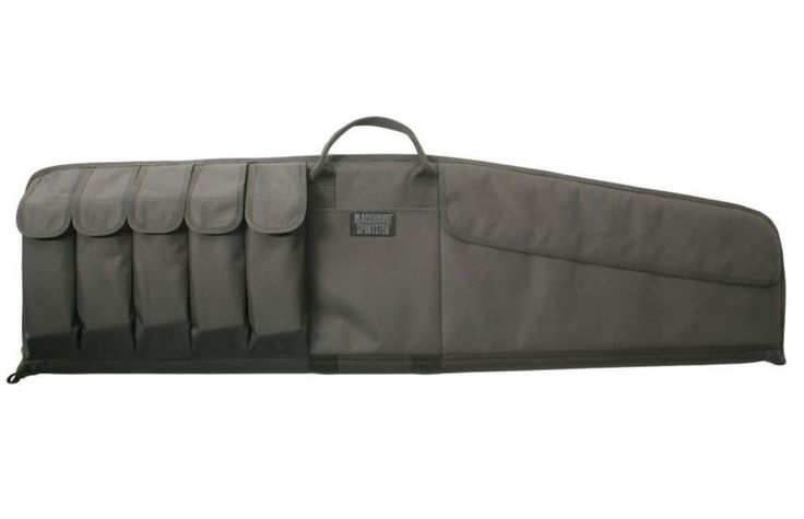 BlackhawkSportster Tactical Rifle Case for Rifles Up to 42.5 Inches Long
