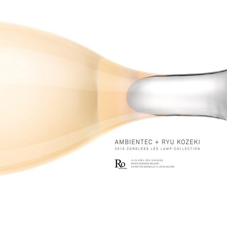 Bottled Limited Edition|AMBIENTEC + RYU KOZEKI