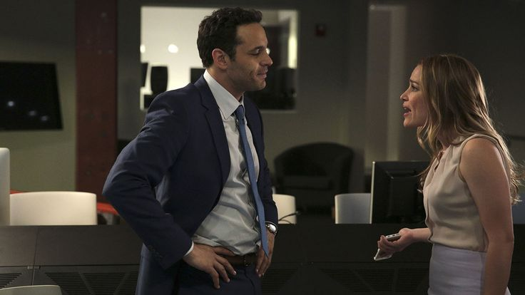 'Notorious': TV Review  Daniel Sunjata and Piper Perabo are pretty people behaving badly in ABC's soapy misfire.  read more