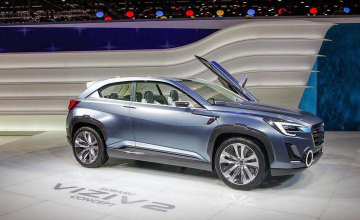 2016 Subaru Tribeca