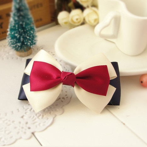 Nautical Bow Tie - Moño náutico