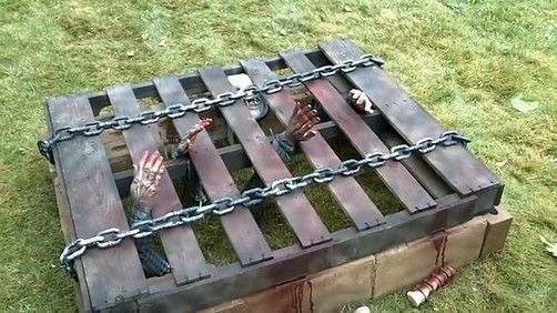 ❤ ☠ Scarry Diy halloween decorations outdoor